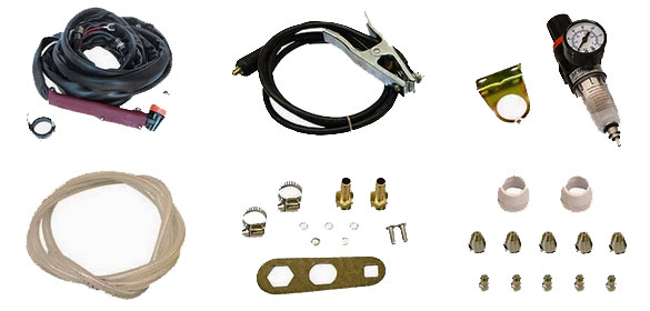 50A plasma cutter welder accessories