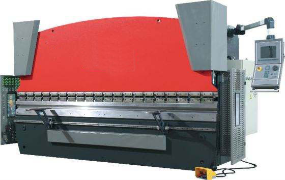 CNC bending machine