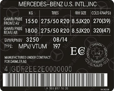 Laser marking technology apply on car tag