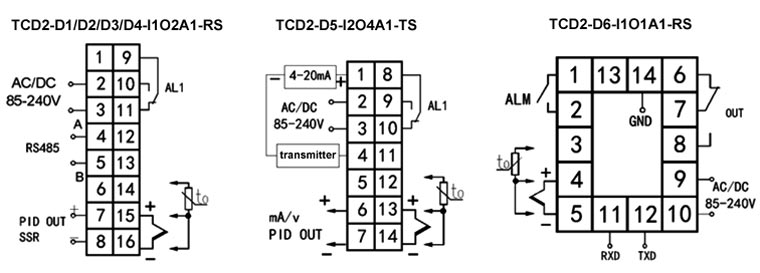 Pid Temperature Control Wiring Diagram - Schematics Online on