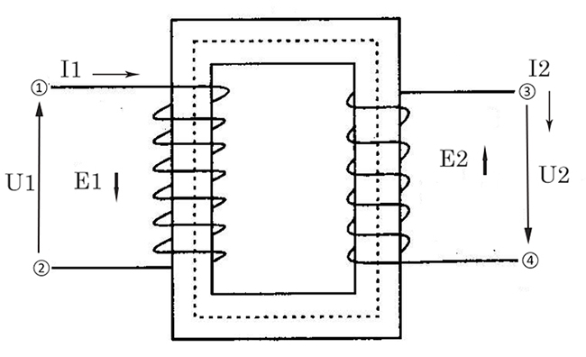 Control transformer working principle