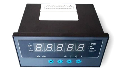 Digit display controller for s type load cell