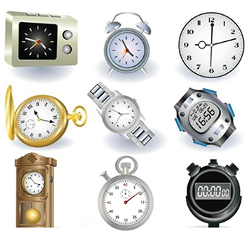 electronic clocks