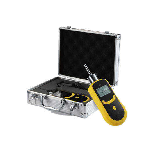 Gas Detector With Case