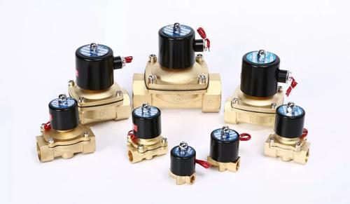 General purpose solenoid valve