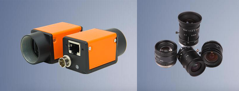 industrial camera and lens