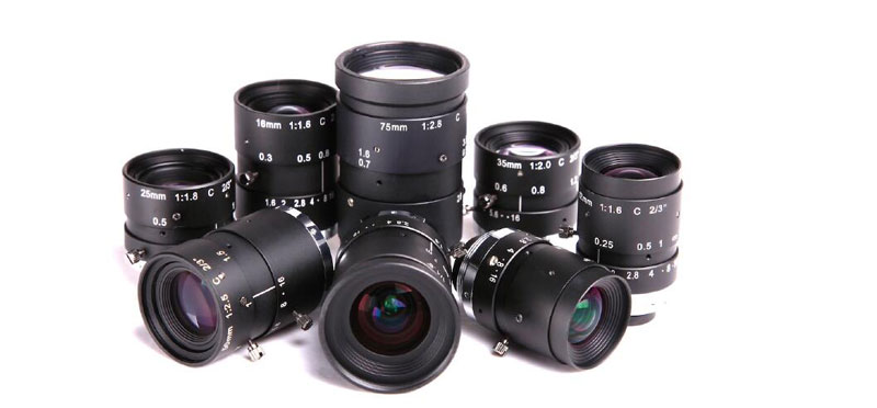 Industrial Camera Lenses