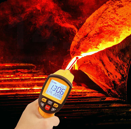 infrared thermometer temperature measurement