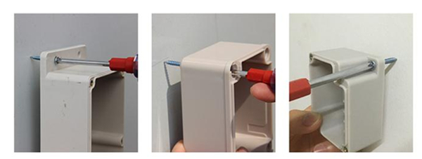 Installation of IP67 Waterproof Electrical Enclosure
