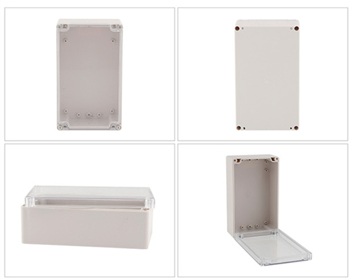 IP65 ABS+PC Waterproof Electrical Enclosure Diagram