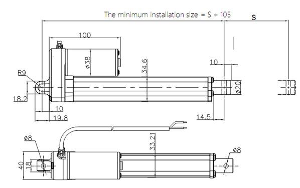 Invacare 24v Linear Actuator Wiring Diagram Diagramrhwe32willieskonijnenwereldnl: Linear Actuator Wiring Diagram At Gmaili.net