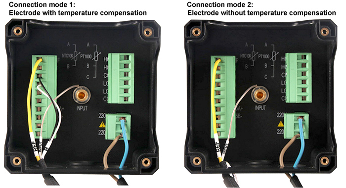 Ph Controller  Transmit Ph  Orp  Water  Food Process