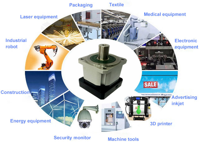 planetary gearbox applications