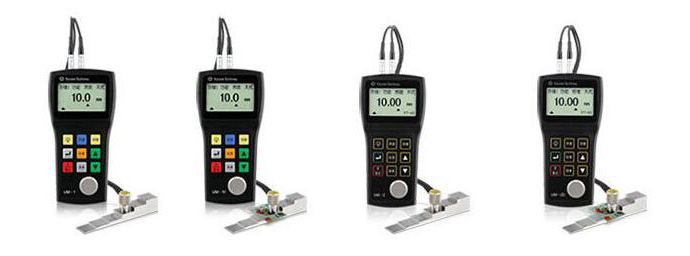 Portable Ultrasonic Thickness Gauges