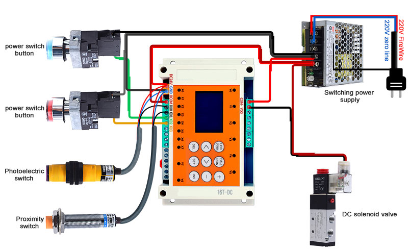 Programmable Timer Relay  8
