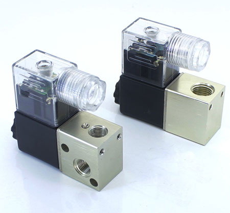 solenoid valve 2 way 2 port