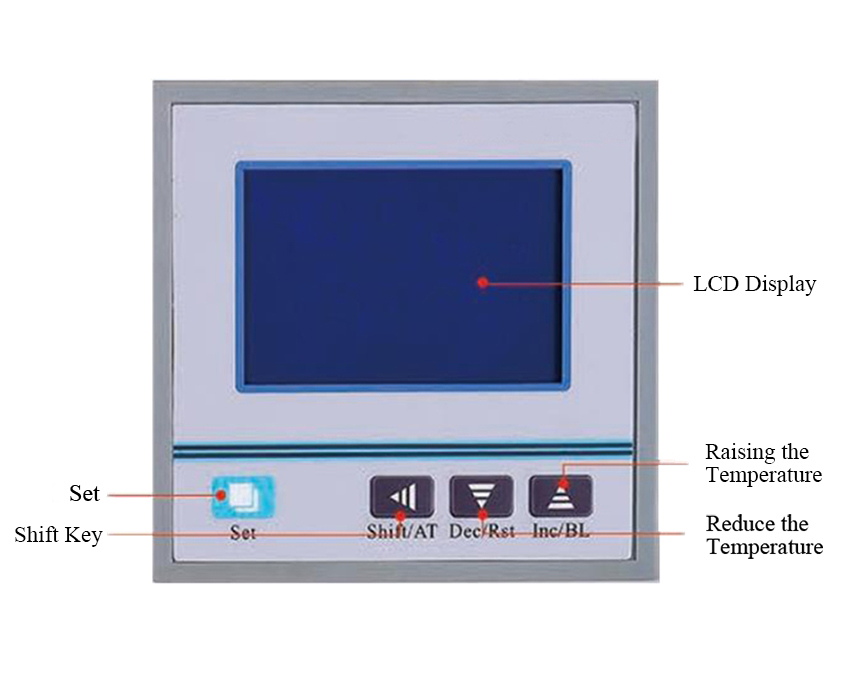 Temperature Controller of Industrial/Lab Vacuum Oven