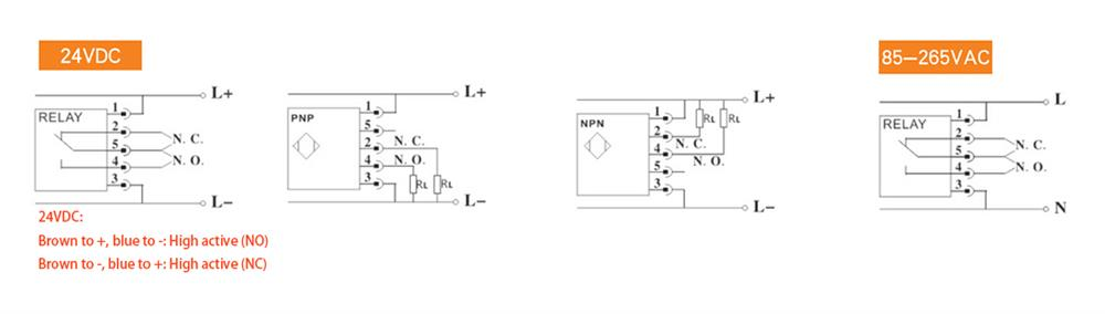 Thermal dispersion air flow switch wiring diagram