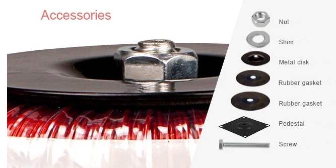 toroidal transformer accessories