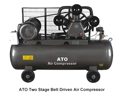 two satge air compressor