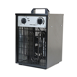 working principle of fan heater