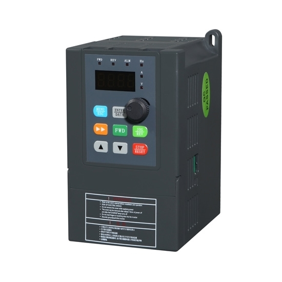 1/2 hp VFD, Single Phase to Three Phase VFD