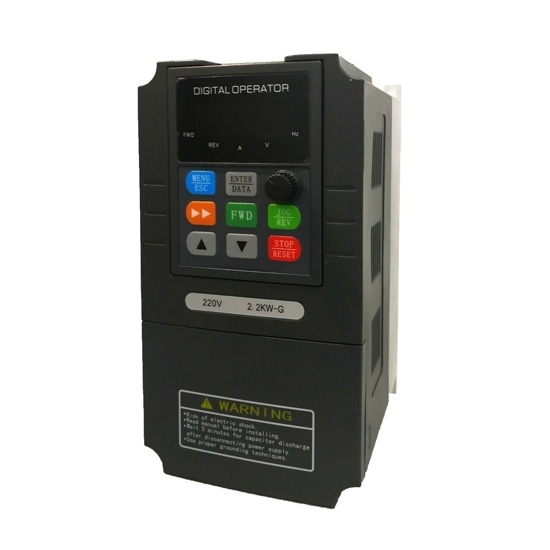 3 hp VFD, Single Phase to Three Phase VFD