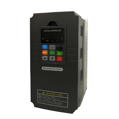 3 hp (2.2 kW) VFD, Three Phase 220V, 380V, 480V