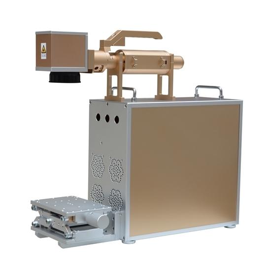 20w Handheld Fiber Laser Marking Machine