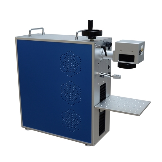 20w All-in-one Portable Fiber Laser Marking Machine