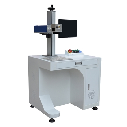20w Economic Fiber Laser Marking Machine