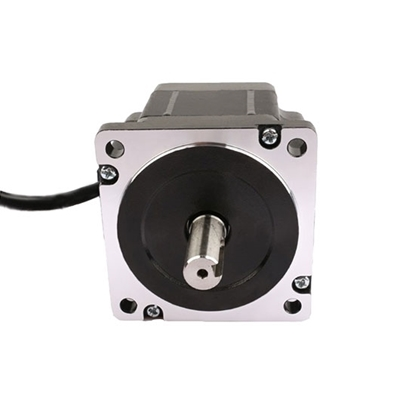 Nema 34 Stepper Motor, 1.1A, 1.2 degree, 3 phase 6 wires