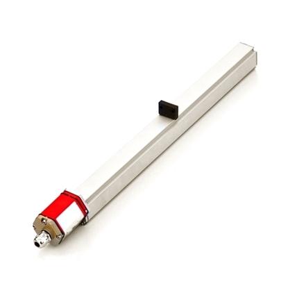 Rail type Magnetostrictive Displacement Measurement Sensor 120mm