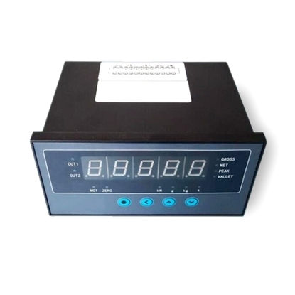 5 Digit Display Controller for Load Cells