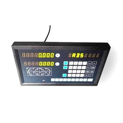 Precision Digital Panel Meter for Grating Ruler 7 Digit