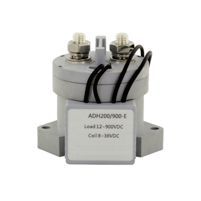 200A High Voltage DC Contactor, 12V/24V coil