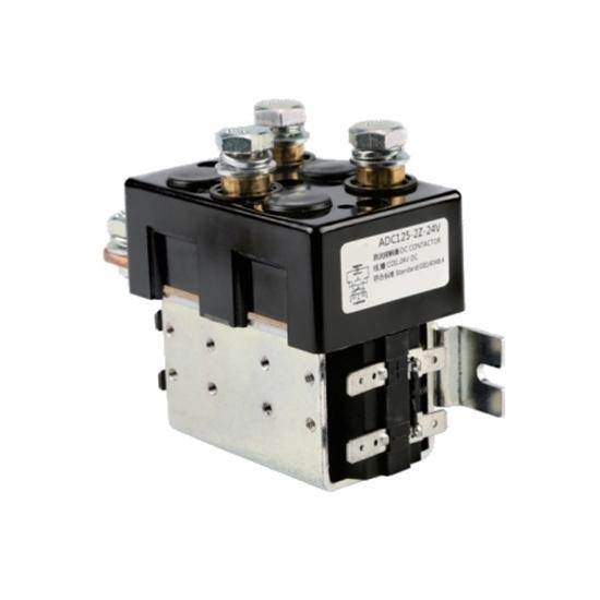 125A DC Reversing Contactor, 2 pole, 12V/24V/48V