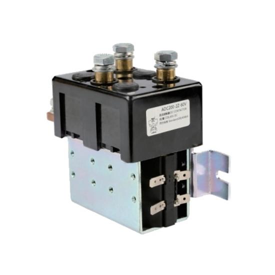 200A DC Reversing Contactor, 2 pole, 12V/24V/48V