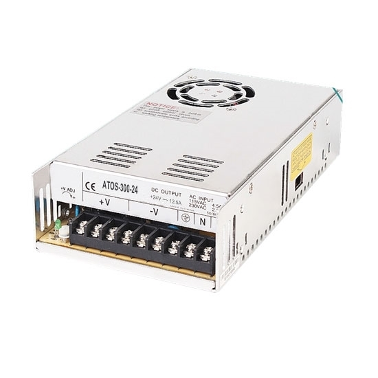 24V DC 12.5A 300W Switching Power Supply