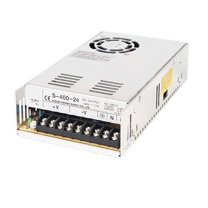 24V DC 16.6A 400W Switching Power Supply