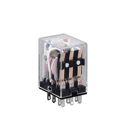 electromagnetic relay, 3pdt, 12/24/110/220v coils