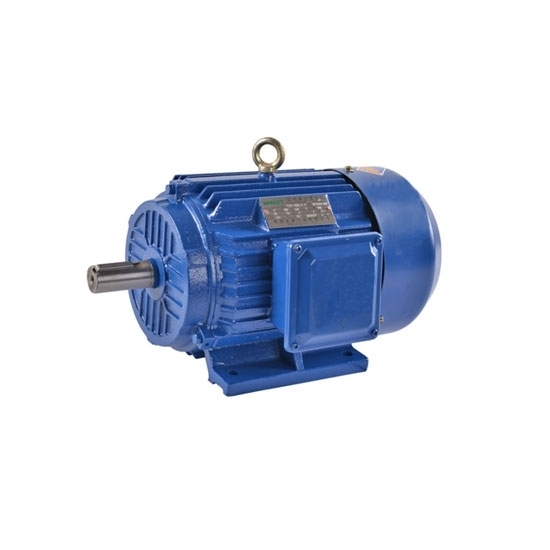 1.5 hp (1.1kW) 3 phase 4 pole AC Induction Motor