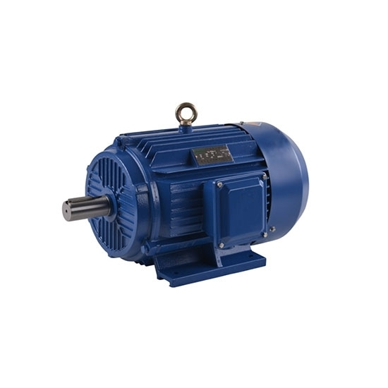2 hp (1.5kW) 3 phase 4 pole AC Induction Motor