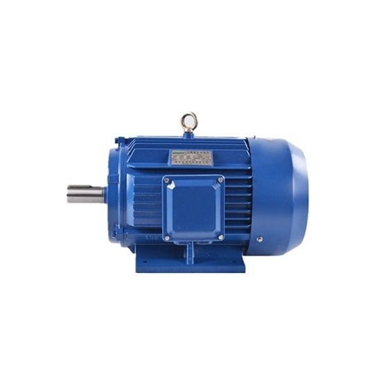 7.5 hp (5.5kW) 3 phase 4 pole AC Induction Motor