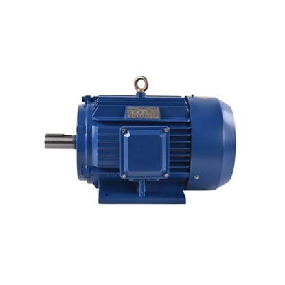 3 hp (2.2kW) 3 phase 2 pole AC Induction Motor