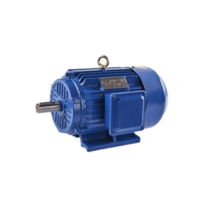 1.5 hp (1.1kW) 3 phase 6 pole AC Induction Motor