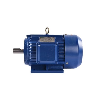 3 hp (2.2kW) 3 phase 6 pole AC Induction Motor