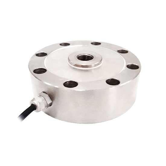 Tension/Compression Load Cell, Low Profile, 500kg/30 ton to 100 ton