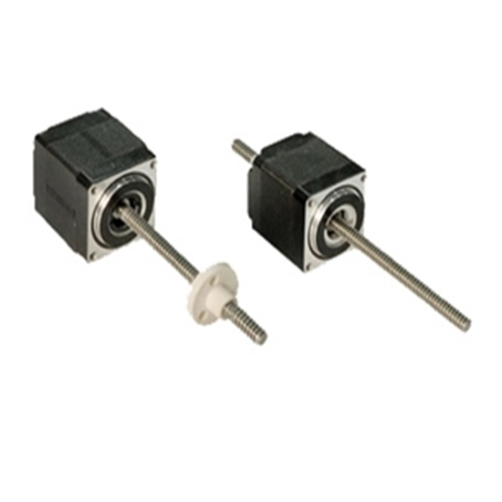 Nema 11 Stepper Motor Linear Actuator, 2 phase, 2.66V, 0.95A