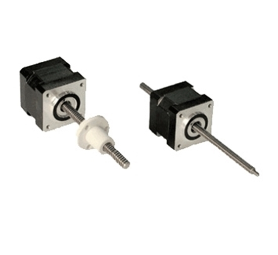 Nema 14 Stepper Motor Linear Actuator, 2 phase, 2.7V, 1A